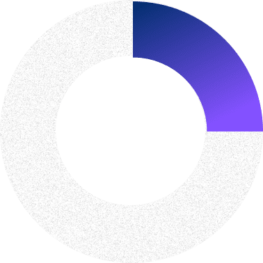 gradient circle (purple)