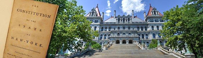 NY Capital Building