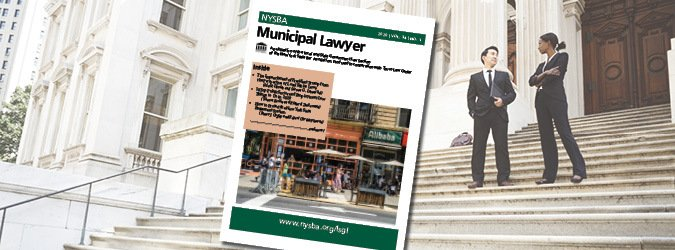 Cover image slider, Municipal Lawyer