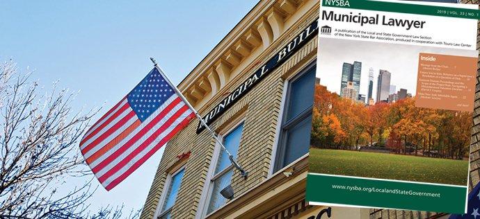 Municipal banner