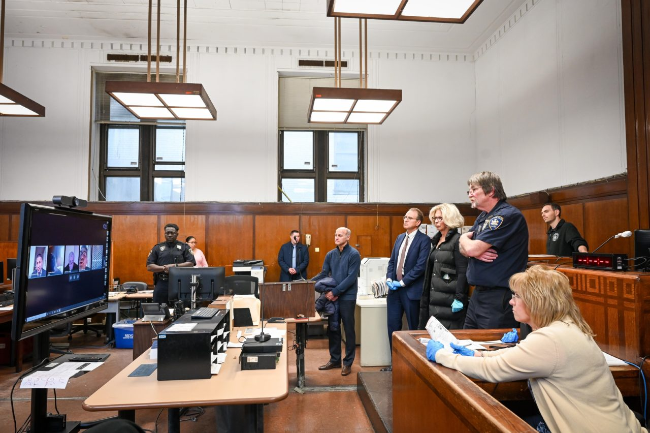 virtual courts