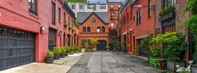 Grace Court Alley – Brooklyn, New York