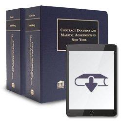 ContractDoctrineAndMaritalAgreementsInNY3rdEdEbook250X2507