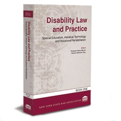 DisabilityLawAndPractice-BookOne_250X250