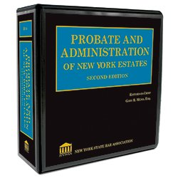 Probate and Administration of New York Estates