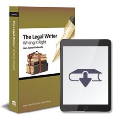 TheLegalWriterWritingItRightEbook250X25040