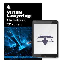 Virtual Lawyering: A Practical Guide (eBook)