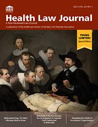 HealthJrn-2021 Vol 26 No 1_COVER PNG