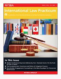 International Law Practicum