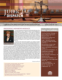 Judicial Dispatch