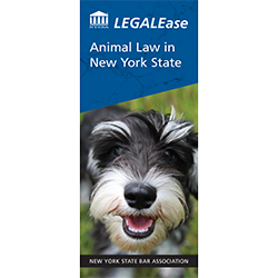 Animal Law in New York State