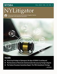 NY Litigator
