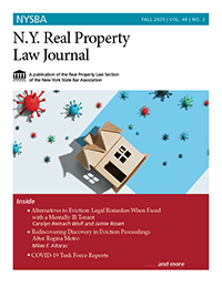 NY Real Property Journal