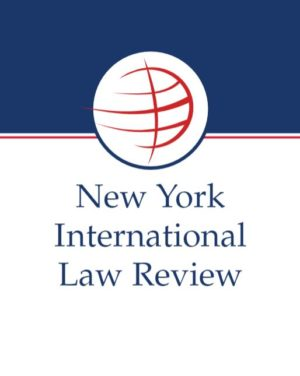 NY International Law Review