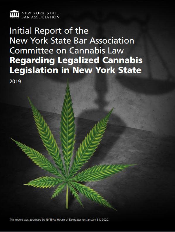 NYSBA Cannabis Report