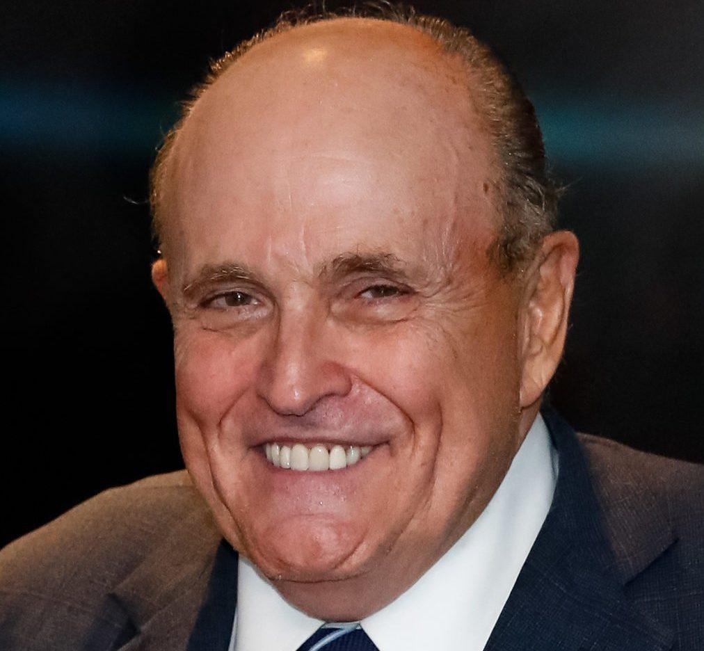 Rudy Giuliani NYSBA