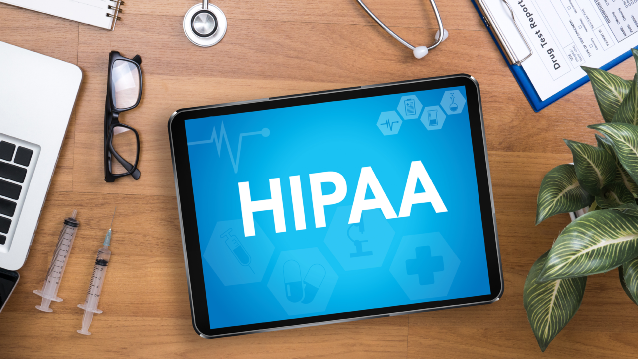 HIPAA Update