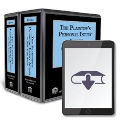PUBS_PlaintiffsPersonalInjuryAction2ndEd_WebEbook250X250