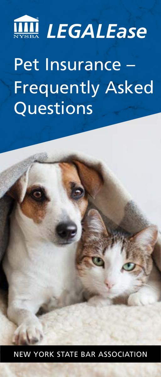 Legalease Pet Insurance